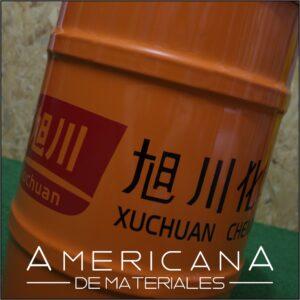 Xuchuan 2 Americana de materiales